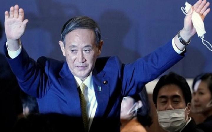 জাপানের নতুন প্রধানমন্ত্রী ইয়োশিহিদে সুগা'র, 'অপ্রত্যাশিত উত্থান'!