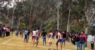 कबड्डी प्रतियोगिता में जीआईसी भिकियासैण रही सिरमौर 9