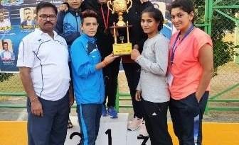 राज्यस्तरीय एलीट महिला बॉक्सिंग प्रतियोगिता में पिथौरागढ़ के खिलाड़ियों का जलवा, 2 स्वर्ण सहित पांच पदक जीत टीम रही उपविजेता