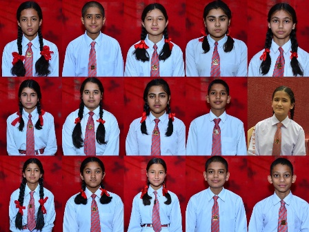 CBSE RESULTS TOPPERS OF APS ALMORA