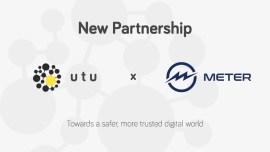 UTU Meter partnership image