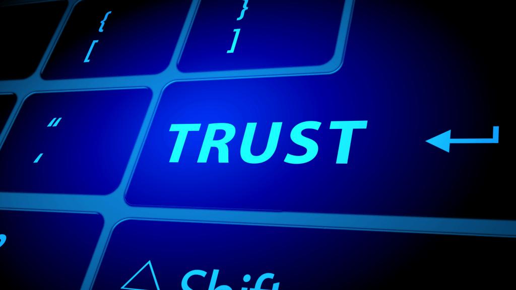 what is digital trust