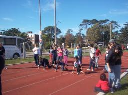 Jornada atletismo Campus13