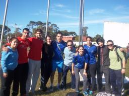 Jornada atletismo Campus16