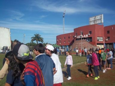 Jornada atletismo Campus19