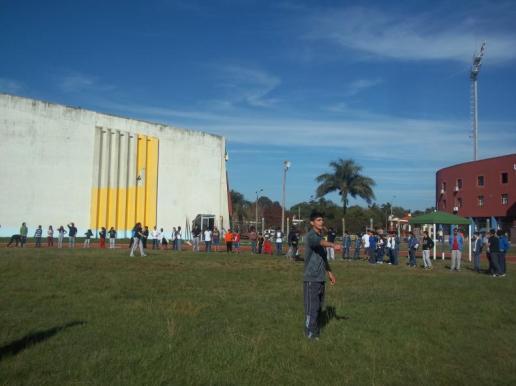 Jornada atletismo Campus21