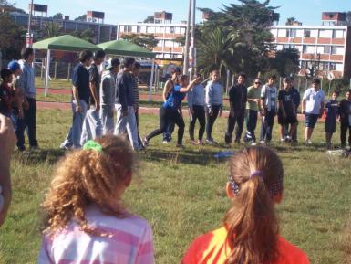 Jornada atletismo Campus31