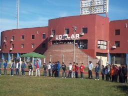 Jornada atletismo Campus33