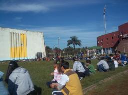 Jornada atletismo Campus37