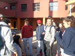 Jornada atletismo Campus4
