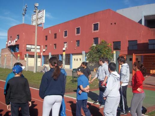 Jornada atletismo Campus7