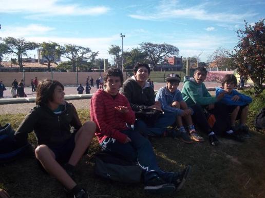encuentro futbol interUTU12