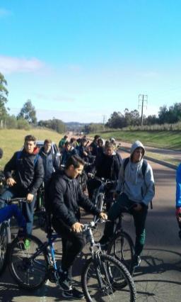 Bicicleteada al arboretum Lussich2