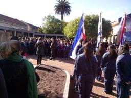 Natalicio Artigas y jura de la bandera 2015_3