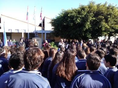 Natalicio Artigas y jura de la bandera 2015_6