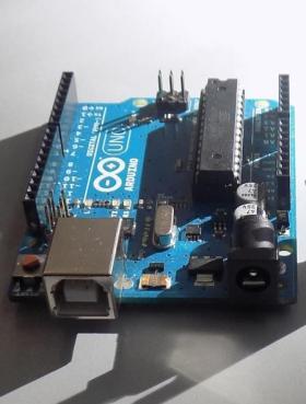 i arduino interfaz