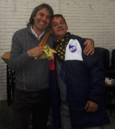 Julio y Javier