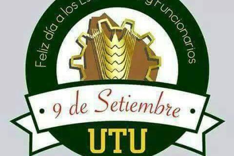 ¡Feliz día del estudiante y funcionario de UTU!