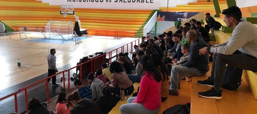"""II Simposio Regional de Cultura Física del CETP """"ACTIVIDAD FÍSICA Y DISCAPACIDAD"""""""