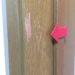 ドアの木枠・スチール枠(鉄)の修理/自分でもできる枠直し方