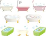 浴槽の種類と特徴について、分かりやすく解説