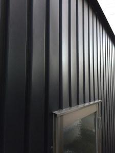 ガルバリウム鋼板補修