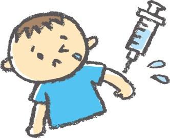 インフルエンザ 予防接種 副作用 熱