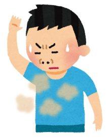 体臭 臭い 原因
