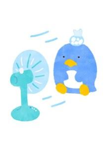 扇風機 保冷剤 効果