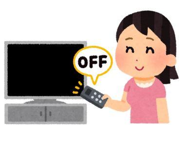テレビ 電気代 1時間