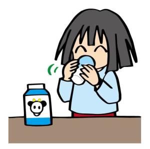 熱中症 牛乳 効果