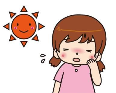 夏バテ 対策 低体温