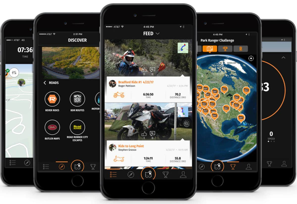 Best Smartphone Apps To Find, Track And Share Your Next