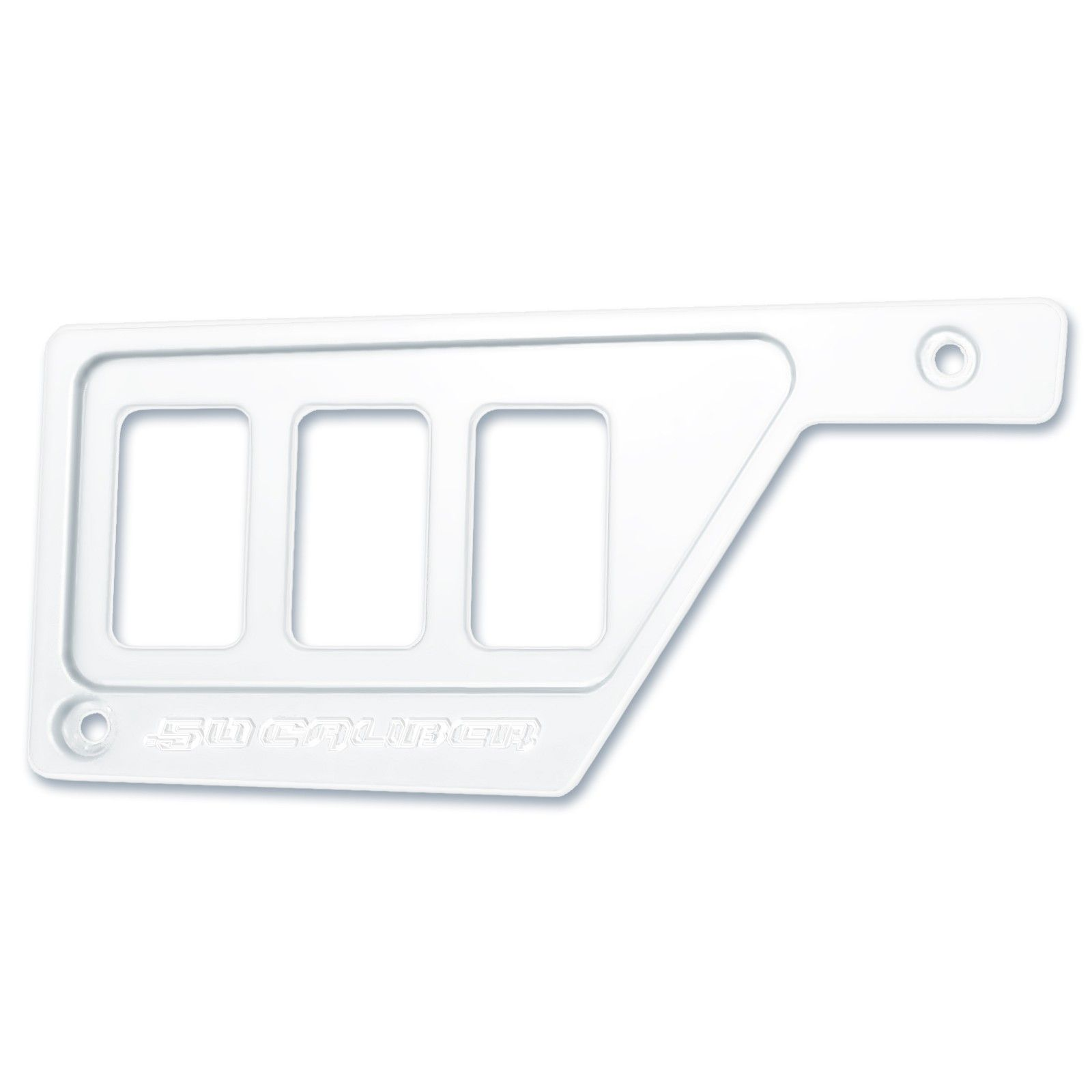 Polaris Xp Cnc Billet Aluminum Dash Panel With Powder