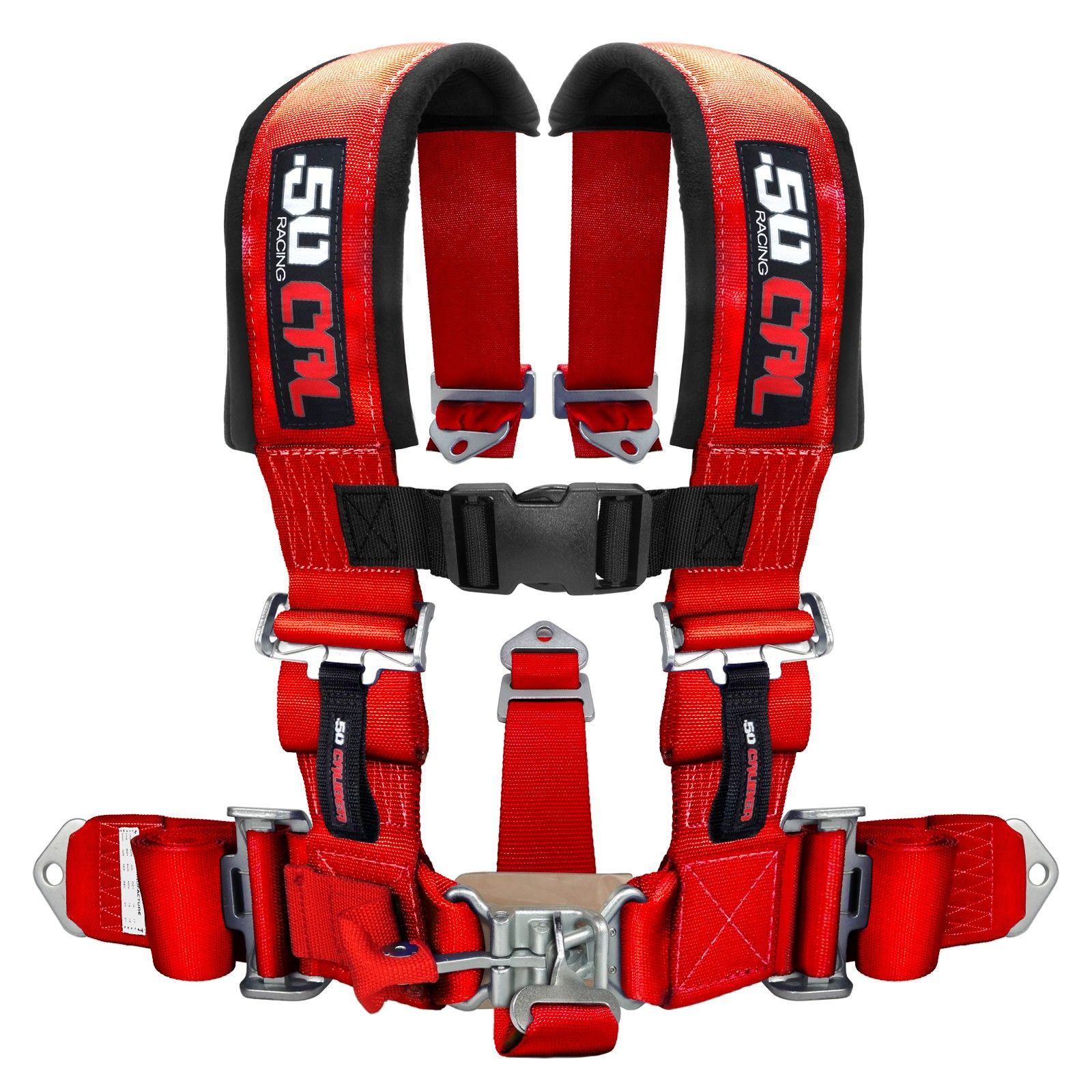 3 5 Point Racing Safety Harness Seat Belt W Crotch Strap