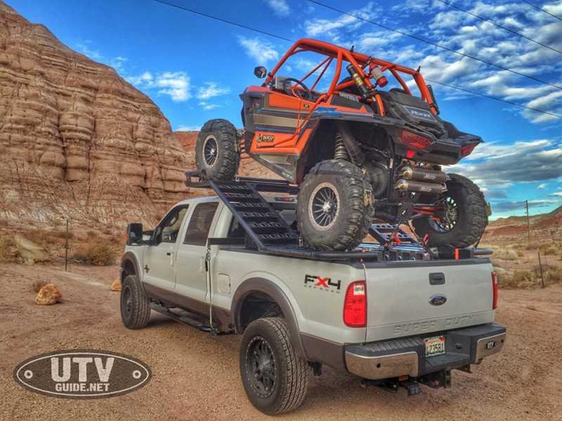 utv truck rack review utv guide