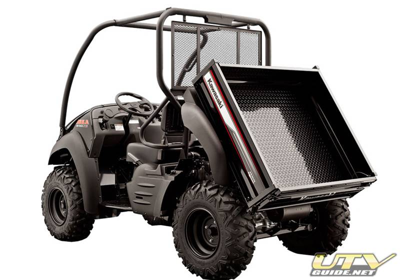 2010 Kawasaki Mule 610 Xc Offers Expanded Off Road