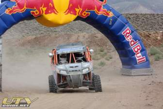 2009 Vegas to Reno - The Long Way