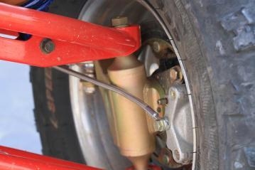 RZR Front 2WD Spindle