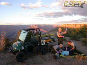 Polaris Ranger 6x6 - Grand Canyon National Park