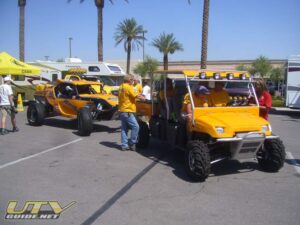 Vegas To Reno - Polaris Ranger Crew