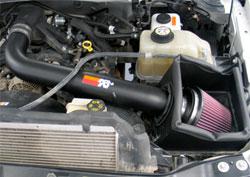 77-2577KTK installed on 2008 F250 Super Duty 5.4 liter V8