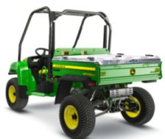 Green John Deere with Cover