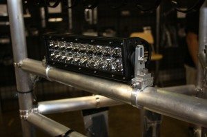 Axia Alloys Billet Clamps for Rigid Industries E-Series LEDs