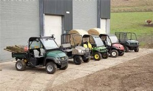 Farmers Weekly tests four of today's diesel utility vehicles on the farm