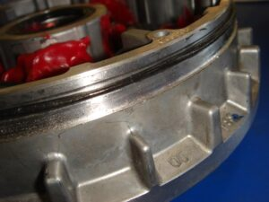 Clutch Sheave with o-ring