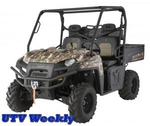 2010 RANGER 800 XP LE-Browning Edition with Pursuit® Camo