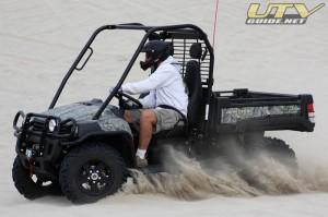 John Deere Gator XUV 825i at Sand Mountain