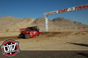 Brian Bush KOH UTV Race