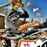 Skyler Howes on his Blais Racing/ Fasstco, Kenda, Bullet Proof Designs KTM300XC